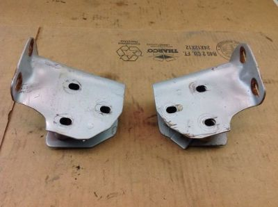 Sell 1973 - 1979 Ford Pickup Truck Front Fender Firewall Braces 78 - 79 Bronco motorcycle in Albany, Oregon, United States, for US $30.00