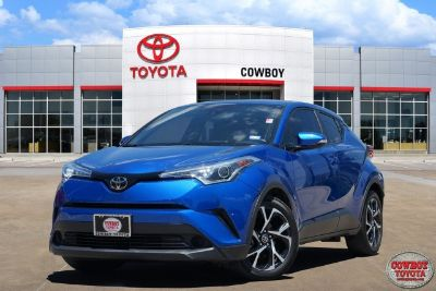 2018 Toyota C-HR XLE Premium (Blue Eclipse Metallic)