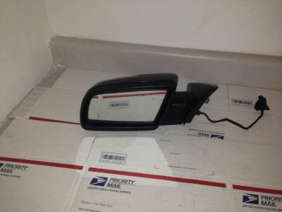 Buy BMW OEM E60 E61 FRONT LEFT L DRIVER SIDE DOOR MIRROR AUTO DIM GLASS POWER HEATED motorcycle in Rome, Georgia, US, for US $285.00