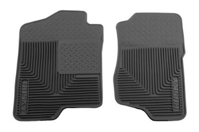 Purchase Husky Liners 51182 Chevy Avalanche Gray Custom Floor Mats Front Set 1st Row motorcycle in Winfield, Kansas, US, for US $72.95