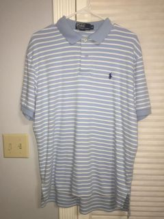 Mens Polo blue