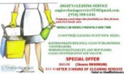 ANGIE S CLEANING SERVICE