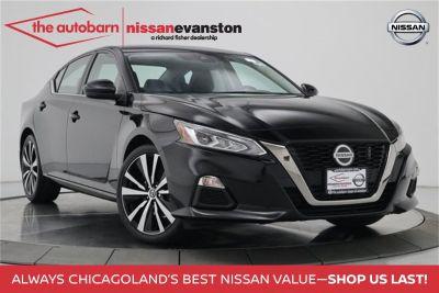 2020 Nissan Altima (Super Black)