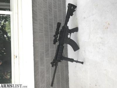 "For Sale/Trade: Loaded Colt 16"" R6830 Sporter 7.62x39 Preban AR-15 w/Leupold AR Optic"