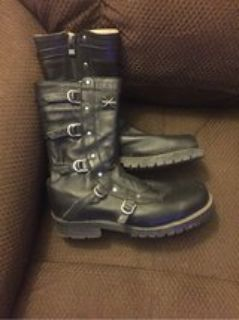 Women s size 10 motorcycle boots