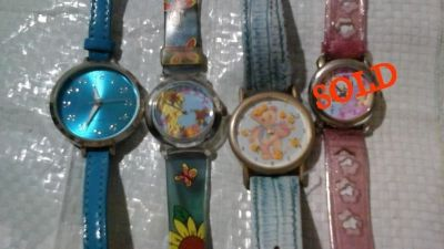 Assorted Watches (4 available)