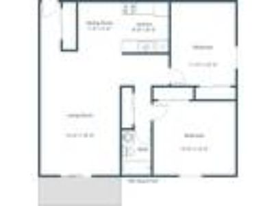 Parkview Estates - 2 BR - Plan A