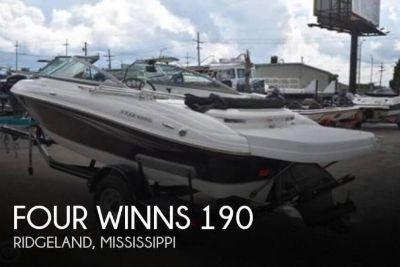 2008 Four Winns H190