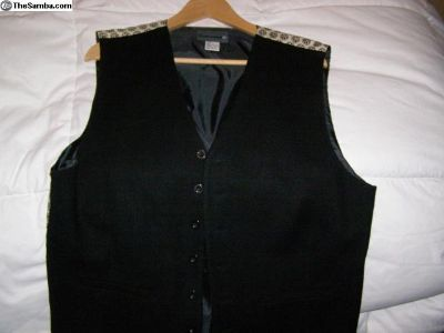 Your VW ensemble is not complete without this vest