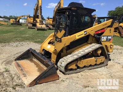 2016 Cat 299D2XHP Compact Track Loader