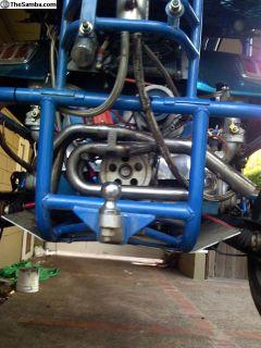 Complete 2332 Motor system