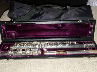 Trevor James Fanfare 1. Open hole, b foot. Flute