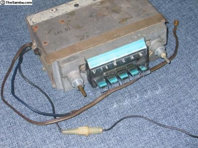 Radio Sapphire III clean untested