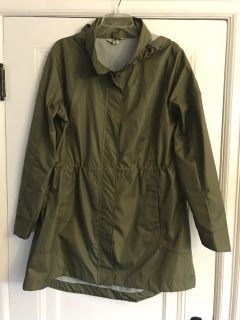 Woolrich All Weather Coat - XL