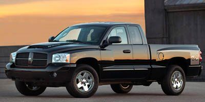 2006 Dodge Dakota ST (Bright Silver Metallic)