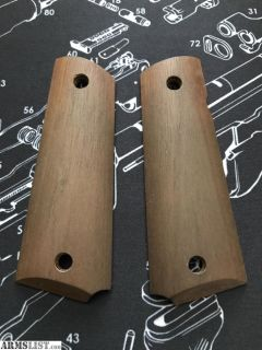 For Sale: 1911 wood grips