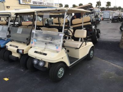 1989 Club Car DS 36V Golf Golf Carts Fort Pierce, FL