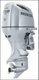Used Honda 250HP 4 Stroke Outboard Motor Engine