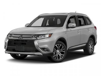 2018 Mitsubishi Outlander SE (Red)