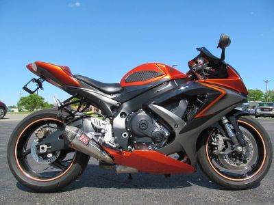 2009 Suzuki GSX-R600 Supersport Crystal Lake, IL