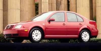 2001 Volkswagen Jetta GL (Silver)