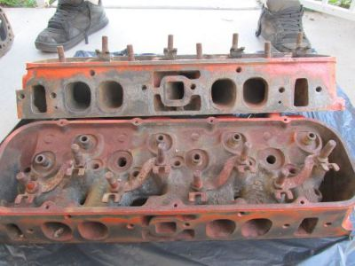 Purchase 3872702 396/427 Big Block Chevy Heads motorcycle in Peoria, Arizona, United States, for US $200.00