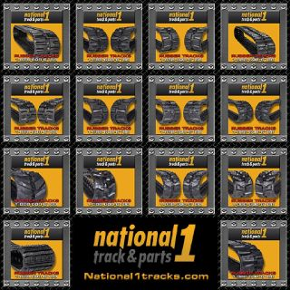 Rubber Tracks USA, Durable Rubber Tracks USA, Replacement Rubber Tracks USA