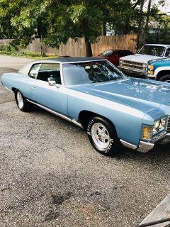 71 caprice impala street strip