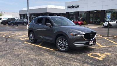 2019 Mazda CX-5 (Machine Gray Metallic)