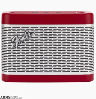 For Sale: Fender Newport Bluetooth Speaker, Dakota Red 6960100054