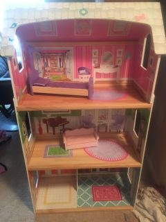 Barbie doll house- quick pickup