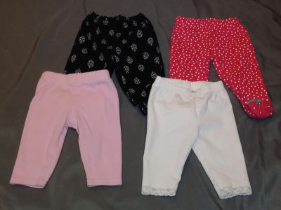 LOT of pants size 0-3 months P/U ONLY. $1 for ALL
