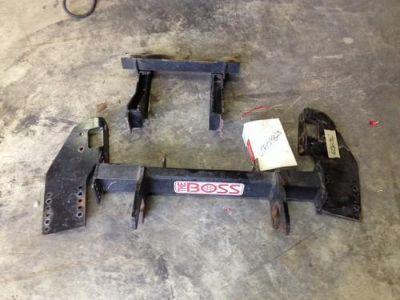 Find Boss Snow Plow Mount Dodge Ram 1500 motorcycle in Wapakoneta, Ohio, US, for US $325.00