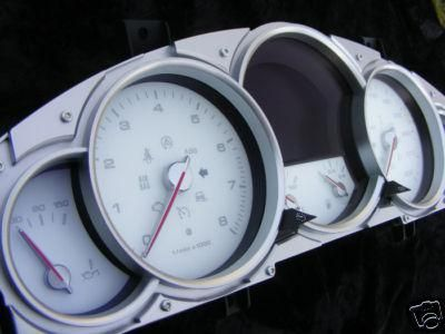 Purchase Porsche Cayenne S Turbo V6 Dials Gauges Instrument motorcycle in Goch, DE, for US $219.00