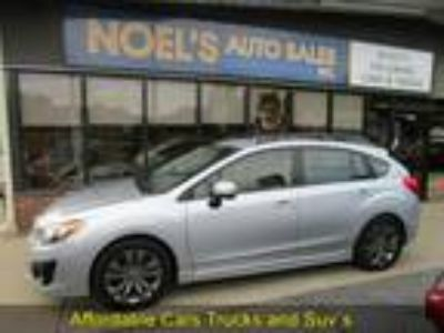 Used 2014 SUBARU IMPREZA For Sale