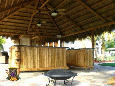 Tiki Repair | Big Kahuna Tiki Huts