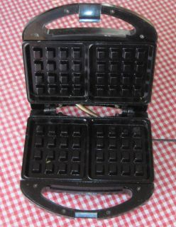 Whute-Westinghouse Waffle Cooking Press