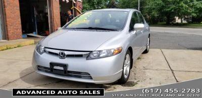 2008 Honda Civic EX (Galaxy Gray Metallic)