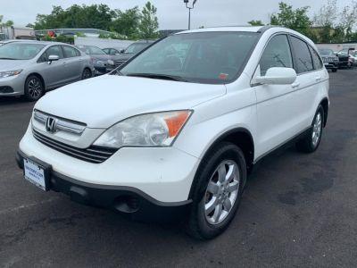 2009 Honda CR-V EX-L (White)