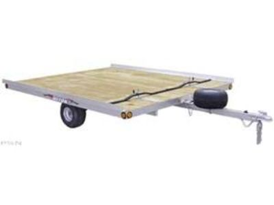 2005 Triton Trailers LT10-101, 2-Place Equipment Trailer Sport Utility Trailers Cartersville, GA