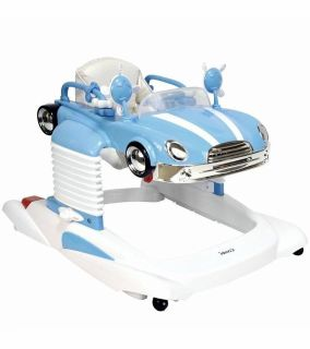 Combi Baby Activity Walker All-in-One Mobile Activity Center, Entertainer, and Snack Tray