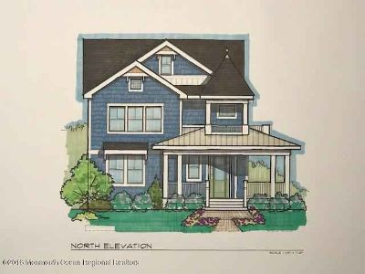 127 Norwood Avenue Avon-By-The-Sea Six BR, Brand New 2nd Beach
