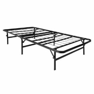 BRAND NEW LUCID SMARTBASE TWIN SIZE PLATFORM BED FRAME w/14 Inch Legs