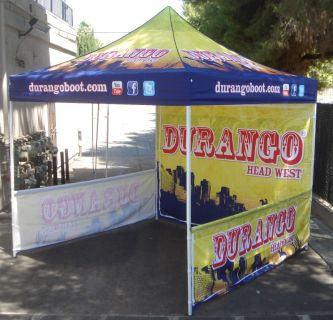 Vendor Tents & Table covers