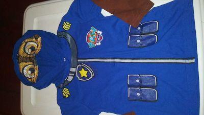 4t Paw patrol Shirt