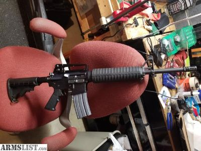 For Sale/Trade: Del-Ton Mid-Length AR For Sale or Trade
