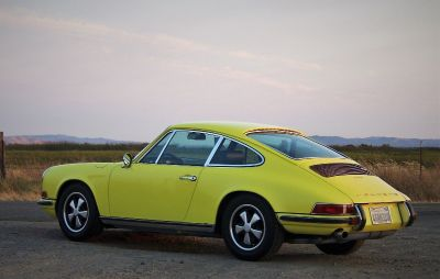 1972 Porsche 911T 911 T Non-Sunroof Coupe for quick sale!!