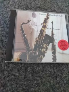 Grover Washington CD