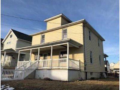 3 Bed 1.5 Bath Foreclosure Property in Taylor, PA 18517 - Reynolds Avenue