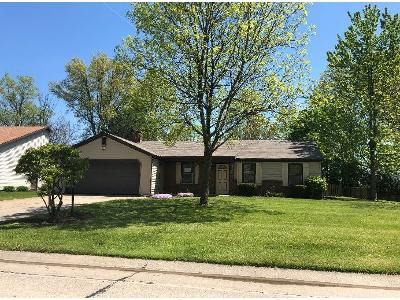 3 Bed 2.1 Bath Foreclosure Property in Fort Wayne, IN 46835 - Tanbark Ln